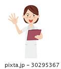 女性 ナース 看護婦のイラスト 30295367