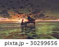 描画 絵画 絵画制作のイラスト 30299656