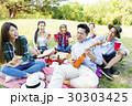 楽しい ピクニック パーティーの写真 30303425