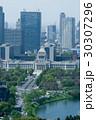 都市風景 東京 国会議事堂の写真 30307296