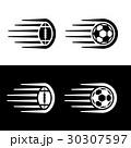 アメリカ アメリカン ボールのイラスト 30307597