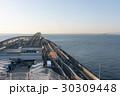 海ほたる 東京湾アクアライン 木更津人工島の写真 30309448