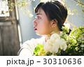 花 女性ポートレート イノセント 30310636