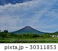 農村公園からの夏富士 30311853