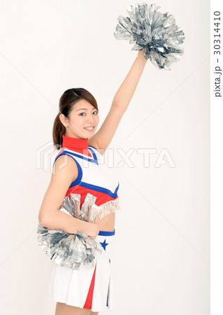 日本のチアガール 30314410
