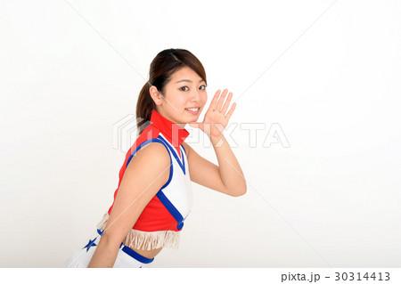 日本のチアガール 30314413