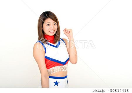 日本のチアガール 30314418