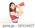 日本のチアガール 30314427