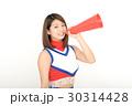 日本のチアガール 30314428