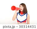 日本のチアガール 30314431