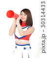 日本のチアガール 30314433