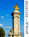 Pont Alexandre III, the statue of Fame, Paris 30316598