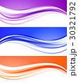 抽象的 コレクション 収蔵物のイラスト 30321792