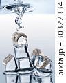 アクセサリー キューブ アイスの写真 30322334