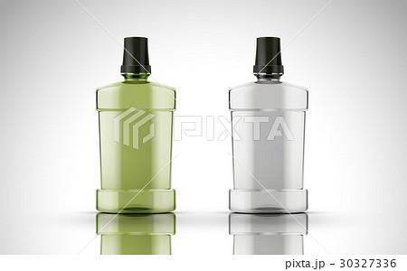blank plastic bottlesのイラスト素材 [30327336] - PIXTA