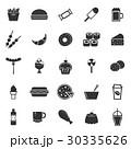 ベクトル 食 料理のイラスト 30335626