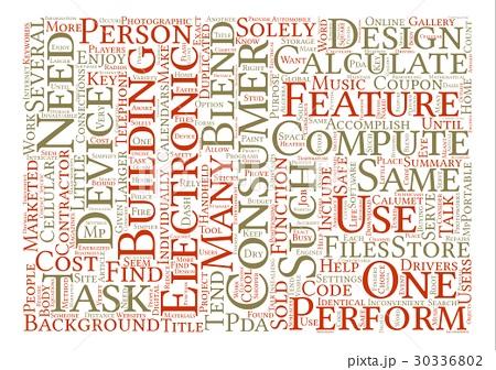Text Background Word Cloud Conceptのイラスト素材 [30336802] - PIXTA