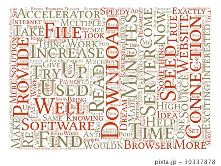 Text Background Word Cloud Conceptのイラスト素材 [30337878] - PIXTA