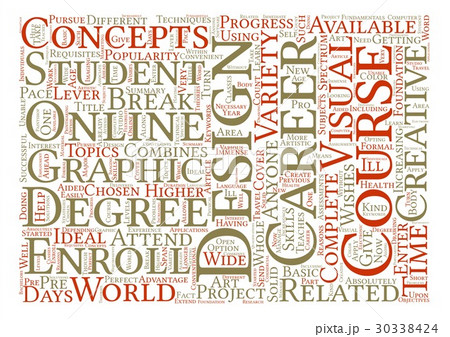 Text Background Word Cloud Conceptのイラスト素材 [30338424] - PIXTA