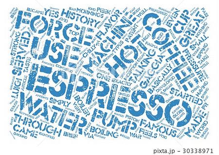 Text Background Word Cloud Conceptのイラスト素材 [30338971] - PIXTA