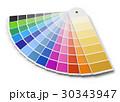 カラー 色 色彩のイラスト 30343947