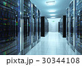 サーバー データセンター 空間のイラスト 30344108
