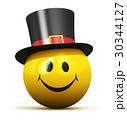 スマイリー スマイル 幸せのイラスト 30344127