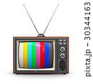 TV テレビ テレビジョンのイラスト 30344163