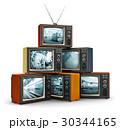 TV テレビ テレビジョンのイラスト 30344165