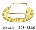 豆腐 手描き 水彩画 30348380