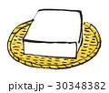 豆腐 手描き 水彩画 30348382