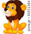 ライオン マンガ 漫画のイラスト 30351364
