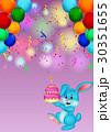 うさぎ ウサギ 兎のイラスト 30351655