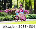 自転車 子 子供の写真 30354684