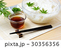 和食 素麺 そうめんの写真 30356356