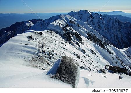 雪稜にて 30356877