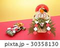 正月飾り 30358130