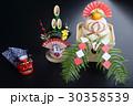 正月飾り 30358539