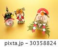 正月飾り 30358824