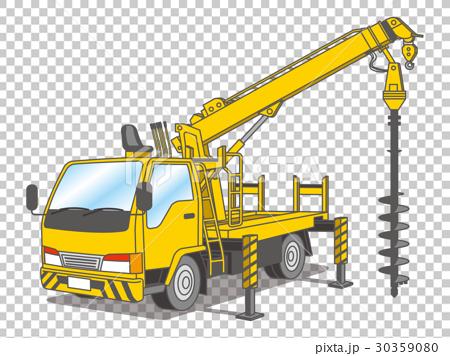 construction site, construction sites, telegraph pole 30359080