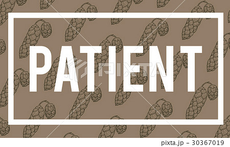 Keep Calm Stay Cool Be Patient Serene Peaceful 30367019