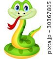 ヘビ 蛇 マンガのイラスト 30367805