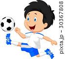 ボール 少年 マンガのイラスト 30367808