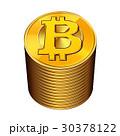 ビットコイン 仮想通貨 暗号通貨のイラスト 30378122