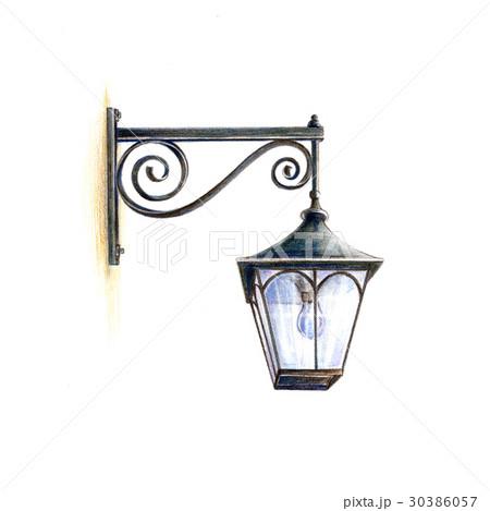 アンティークな街灯 30386057