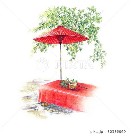 ここちよい野点茶席 30386060