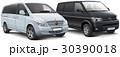 車 自動車 貨車のイラスト 30390018