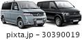 車 自動車 貨車のイラスト 30390019
