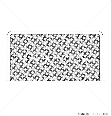 Soccer football goal icon illustration designのイラスト素材 [30392100] - PIXTA