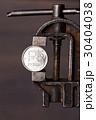 コイン 硬貨 ルーブルの写真 30404038